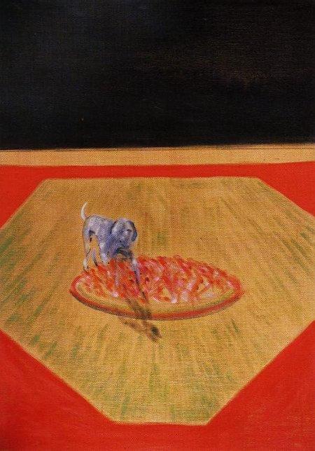 Фрэнсис Бэкон художник-абстракционист 15