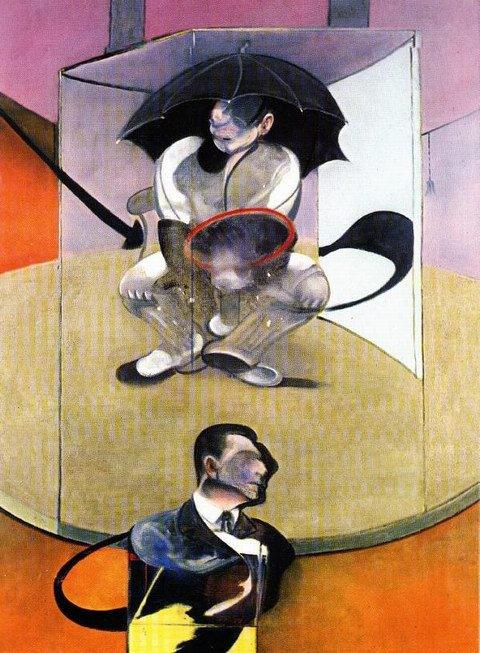 Фрэнсис Бэкон художник-абстракционист 17