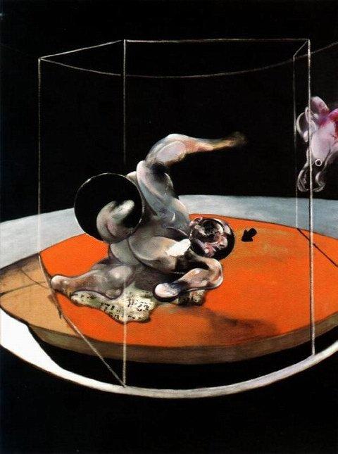 Фрэнсис Бэкон художник-абстракционист 19