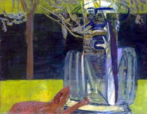 Фрэнсис Бэкон художник-абстракционист 20