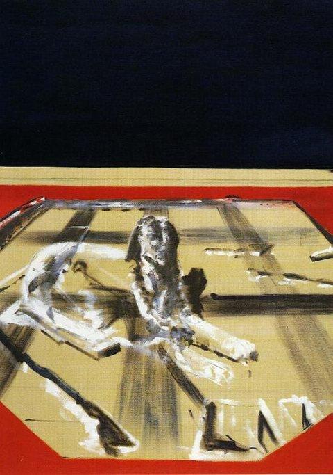 Фрэнсис Бэкон художник-абстракционист 23