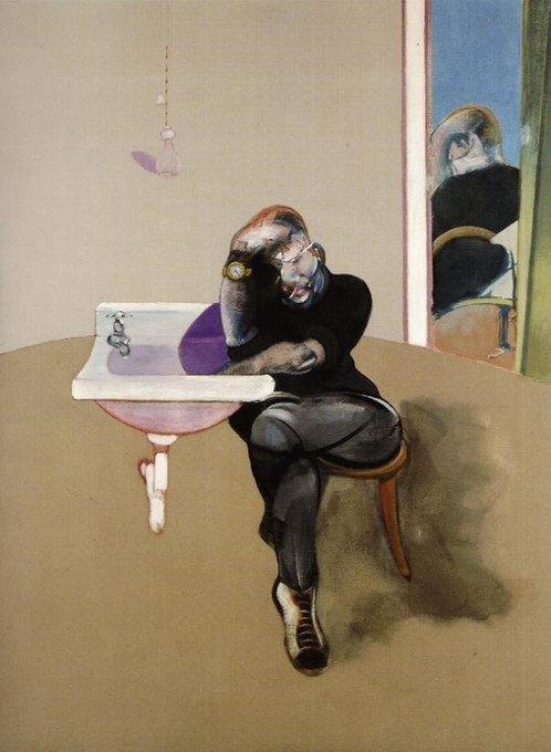 Фрэнсис Бэкон художник-абстракционист 25