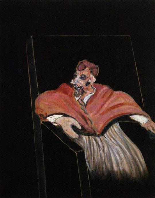 Фрэнсис Бэкон художник-абстракционист 28