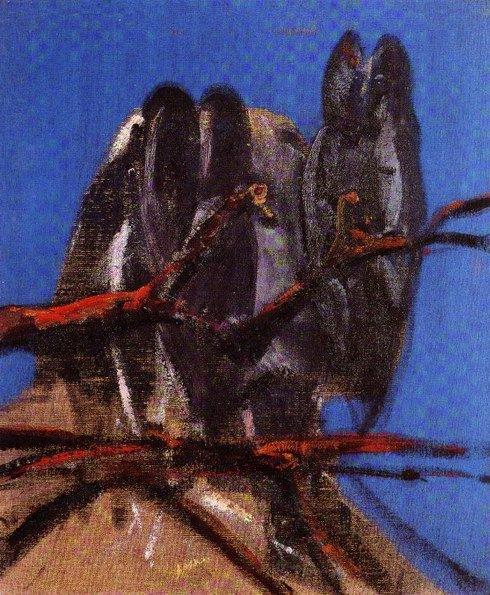 Фрэнсис Бэкон художник-абстракционист 31
