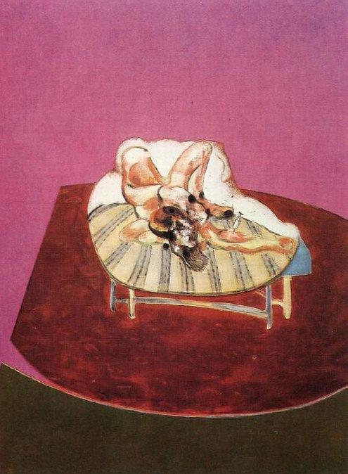 Фрэнсис Бэкон художник-абстракционист 34