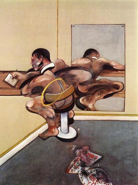 Фрэнсис Бэкон художник-абстракционист 36