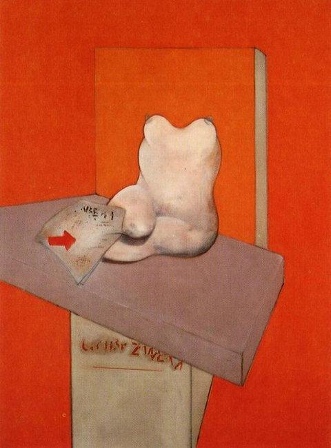 Фрэнсис Бэкон художник-абстракционист 39