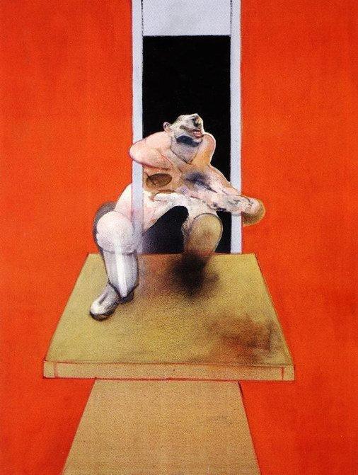 Фрэнсис Бэкон художник-абстракционист 41