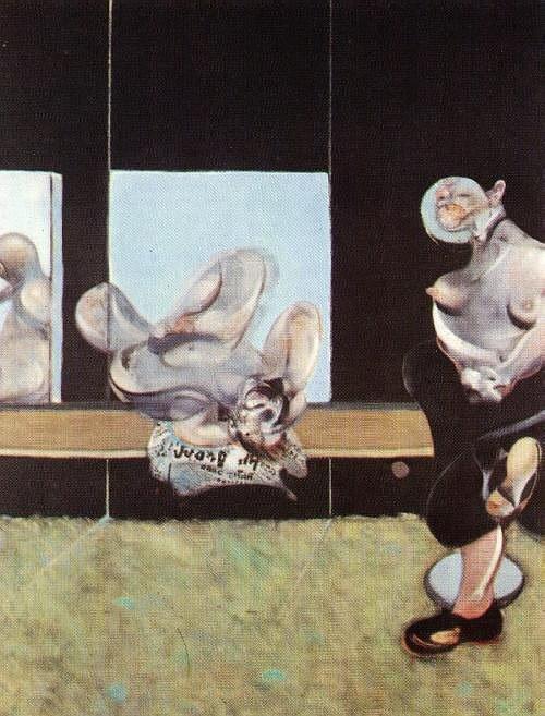 Фрэнсис Бэкон художник-абстракционист 48