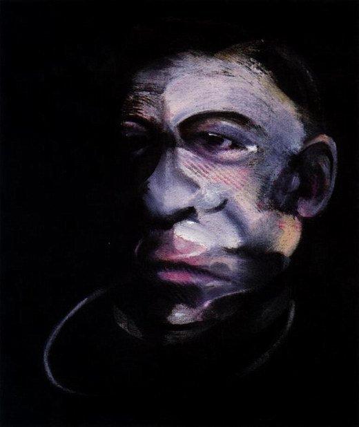 Фрэнсис Бэкон художник-абстракционист 50