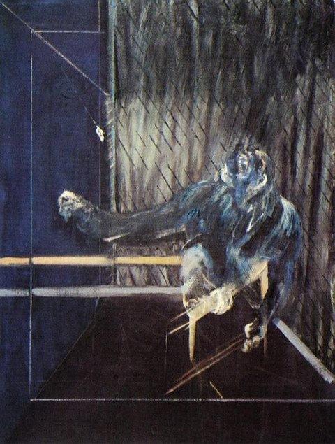 Фрэнсис Бэкон художник-абстракционист 52