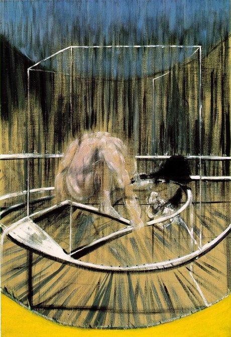 Фрэнсис Бэкон художник-абстракционист 54