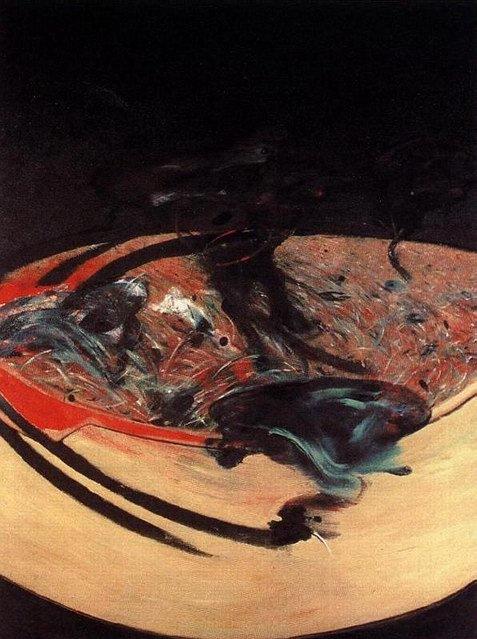 Фрэнсис Бэкон художник-абстракционист 56