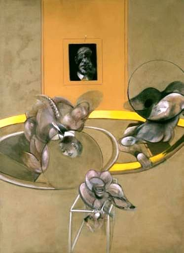Фрэнсис Бэкон художник-абстракционист 64