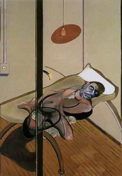 Фрэнсис Бэкон художник-абстракционист 68