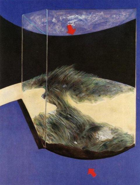 Фрэнсис Бэкон художник-абстракционист 7