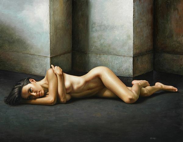 Гиперреалистичные полотна Омара Ортиза 11