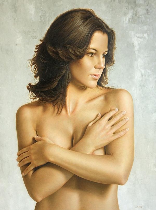 Гиперреалистичные полотна Омара Ортиза 13