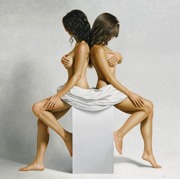 Гиперреалистичные полотна Омара Ортиза 14