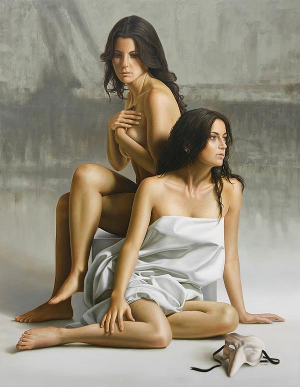 Гиперреалистичные полотна Омара Ортиза 17