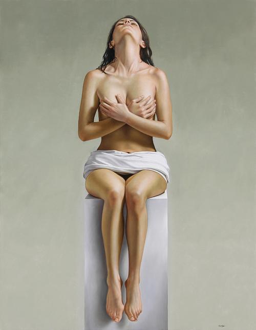 Гиперреалистичные полотна Омара Ортиза 18