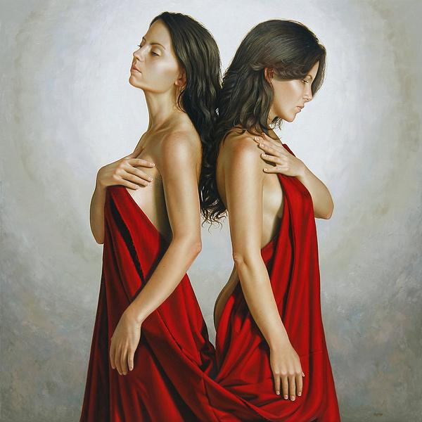 Гиперреалистичные полотна Омара Ортиза 3