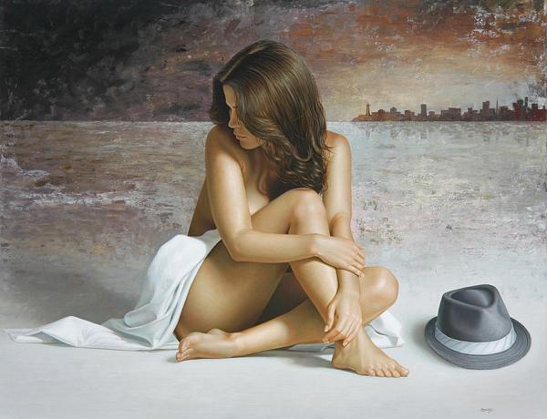 Гиперреалистичные полотна Омара Ортиза 4