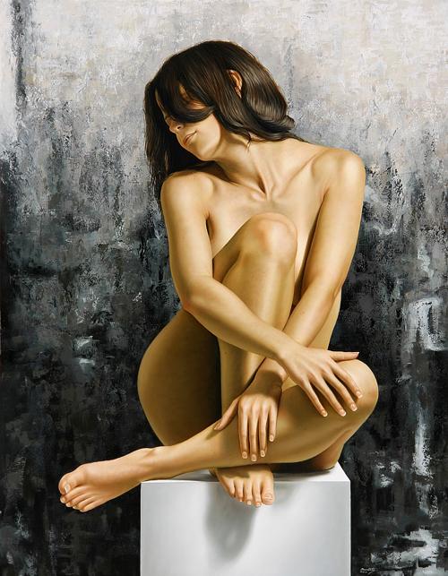 Гиперреалистичные полотна Омара Ортиза 6