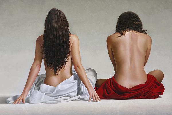 Гиперреалистичные полотна Омара Ортиза 7