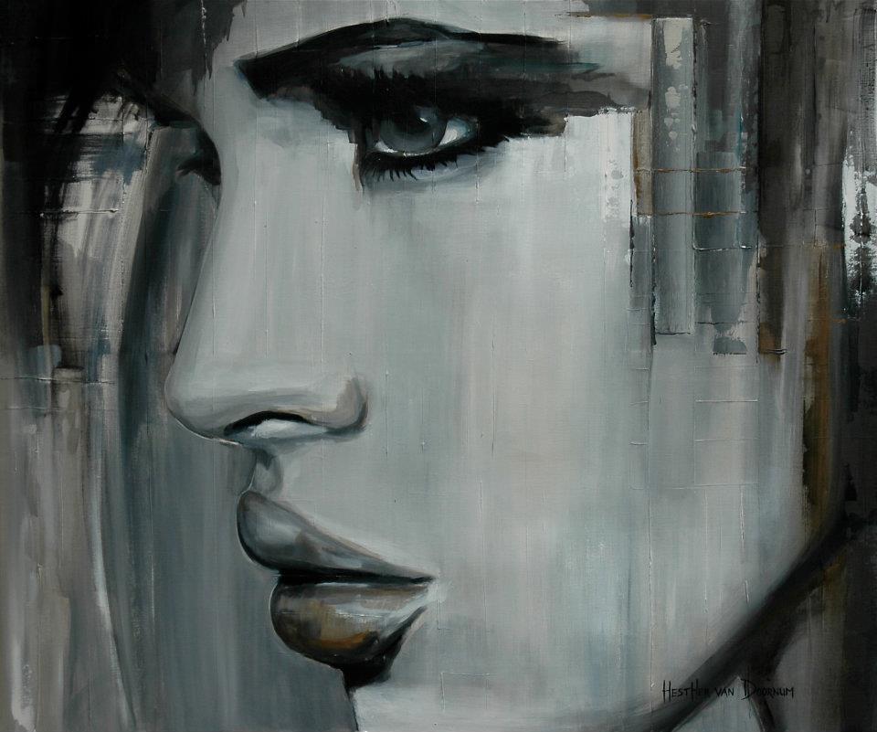 Красивая живопись Эстер ван Доомум 1