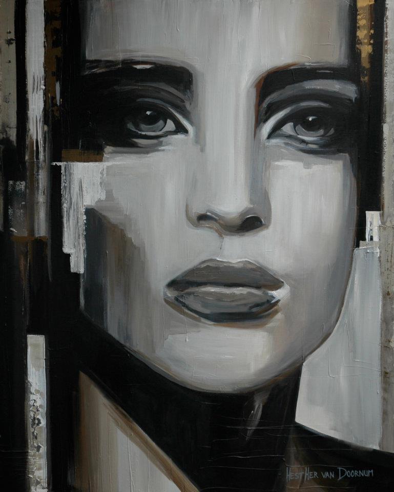 Красивая живопись Эстер ван Доомум 12