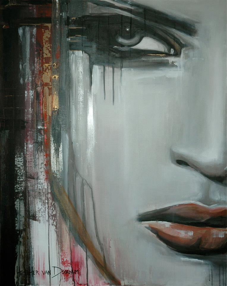 Красивая живопись Эстер ван Доомум 13