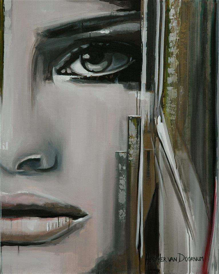 Красивая живопись Эстер ван Доомум 2