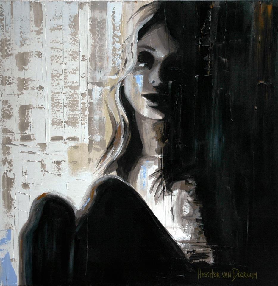 Красивая живопись Эстер ван Доомум 4
