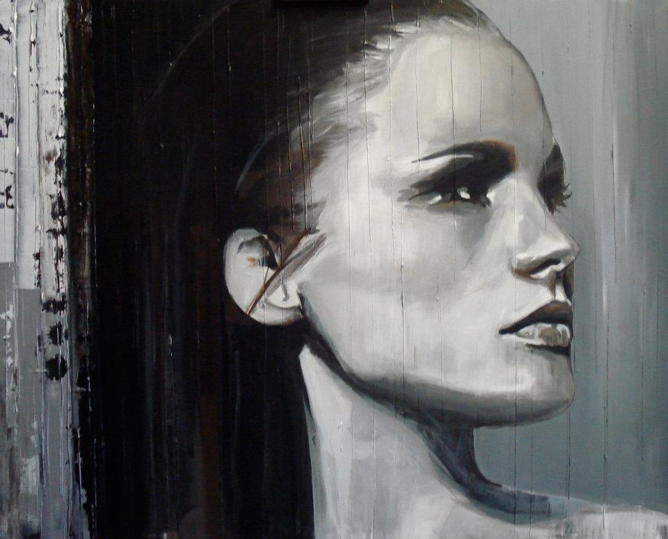 Красивая живопись Эстер ван Доомум 5