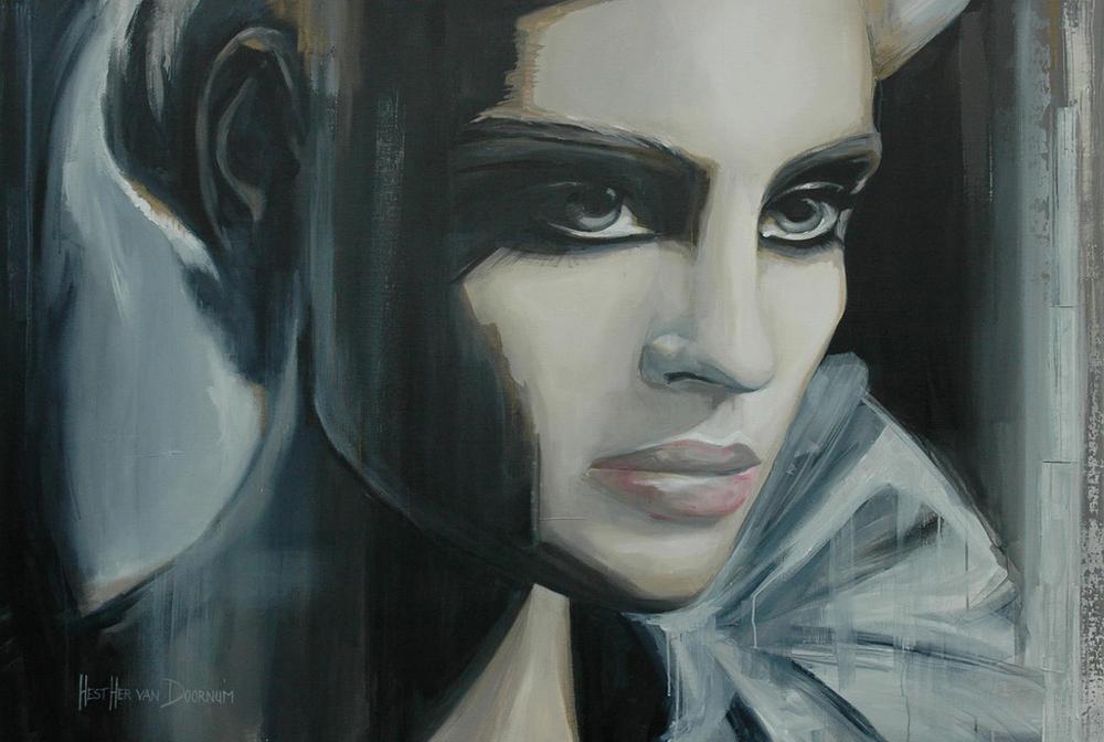 Красивая живопись Эстер ван Доомум 7
