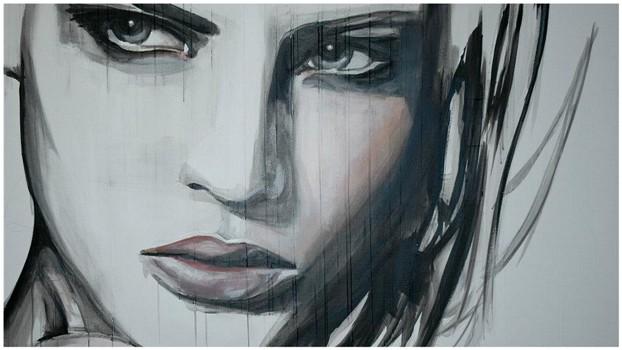 Красивая живопись Эстер ван Доомум