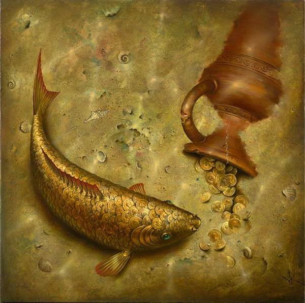 О чем молчала рыба