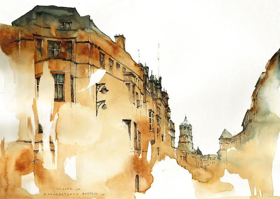 Оксфорд, Великобритания 2