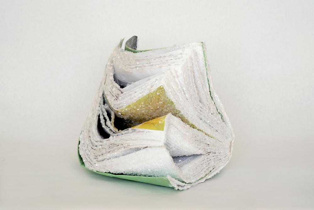 Прикасаясь к времени и пространству портрет Дэвида Айрленда  (2014 г.)