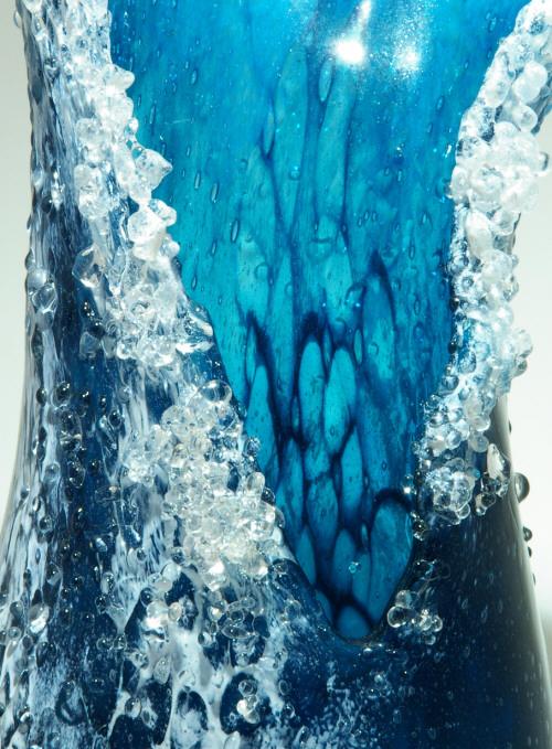 Гиперреалистичные вазы в стиле океанской волны 9