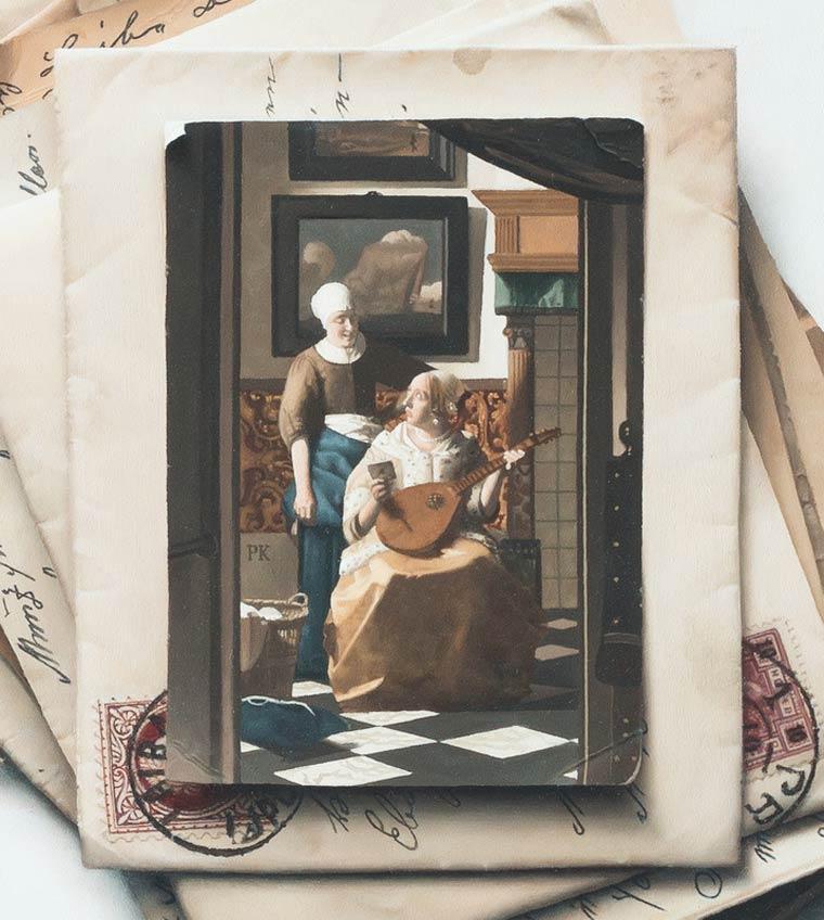 Гиперреализм на картинах Патрика Крамера 13