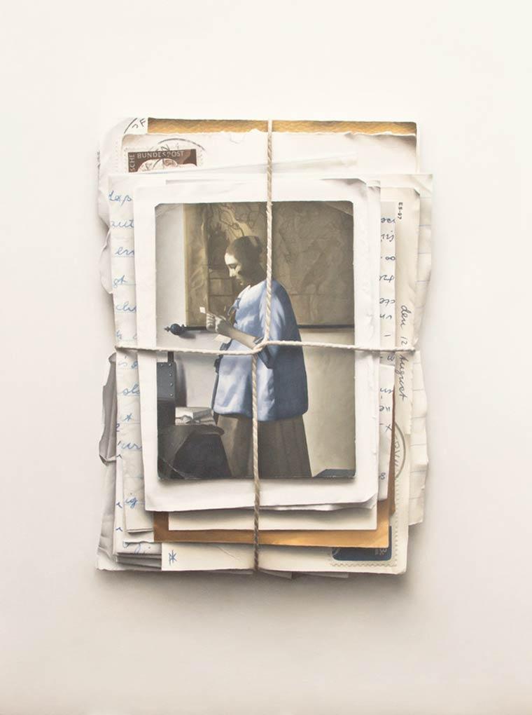 Гиперреализм на картинах Патрика Крамера 8