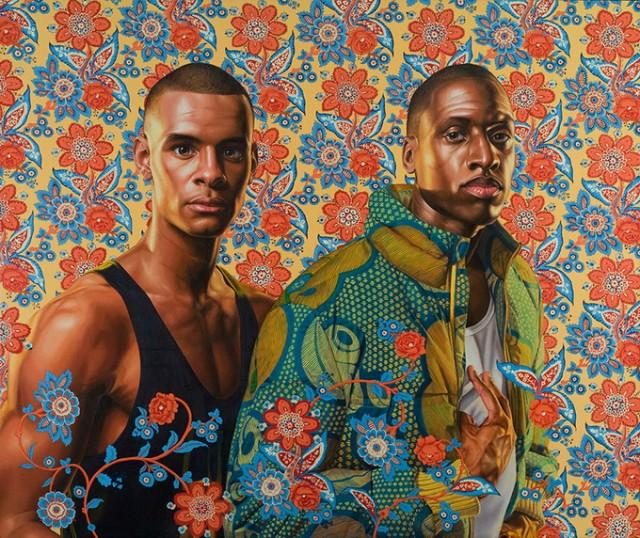 Хип-хоп, сливаясь с искусством эпохи Возрождения 1