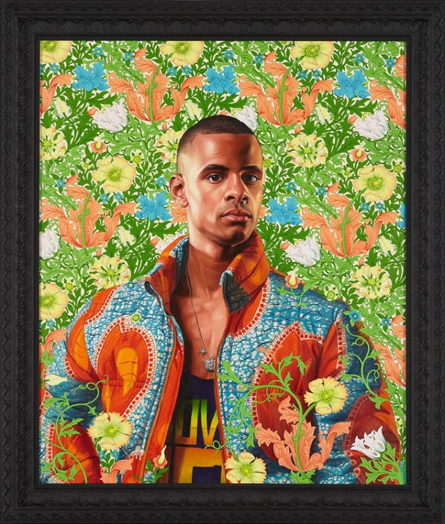 Хип-хоп, сливаясь с искусством эпохи Возрождения 12