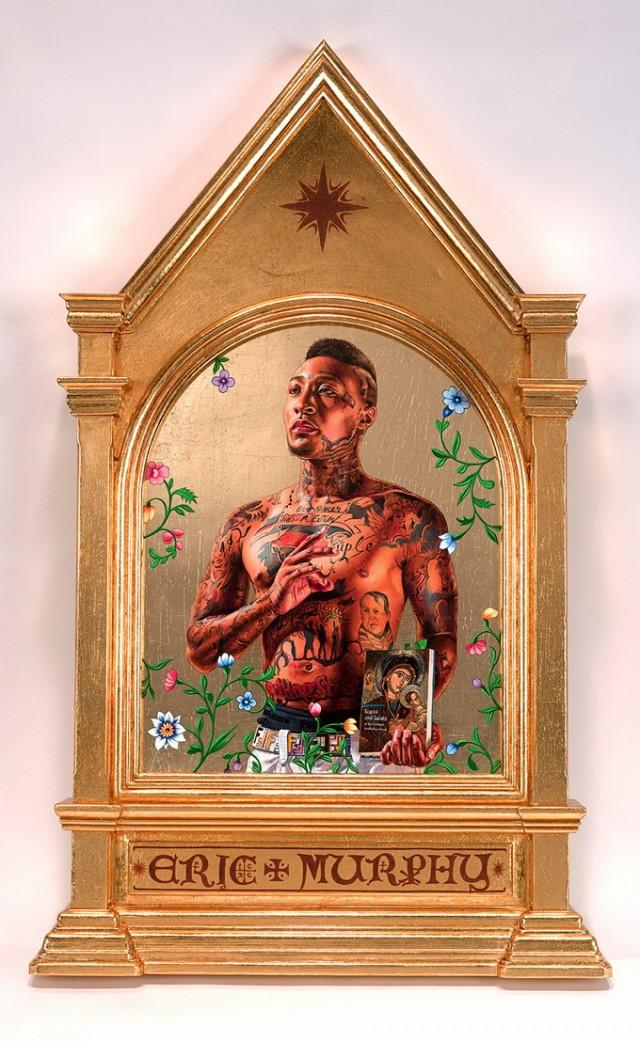 Хип-хоп, сливаясь с искусством эпохи Возрождения 3