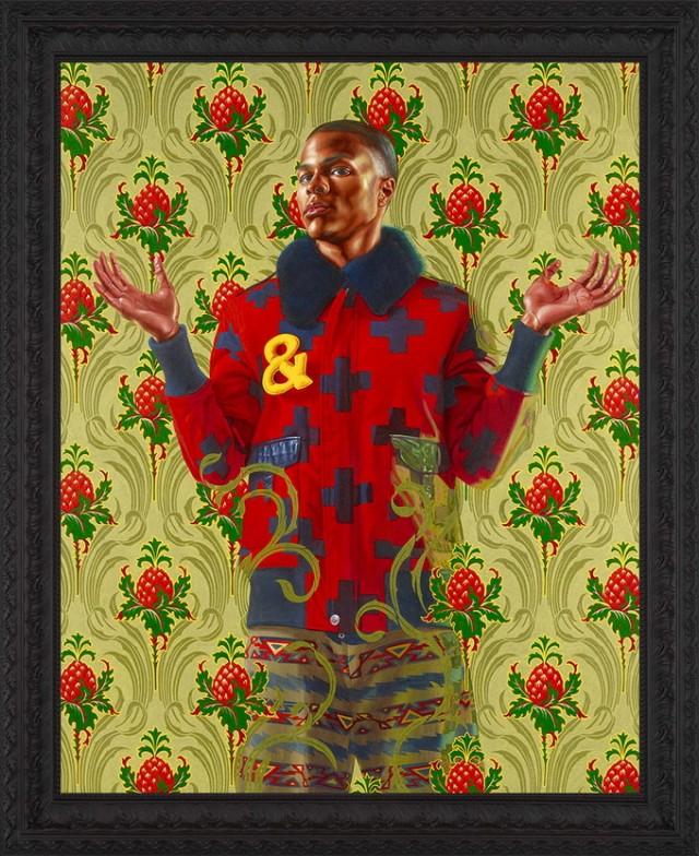 Хип-хоп, сливаясь с искусством эпохи Возрождения 7