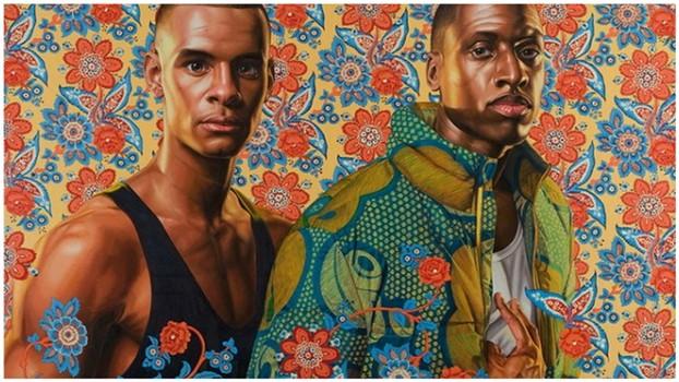 Хип-хоп, сливаясь с искусством эпохи Возрождения