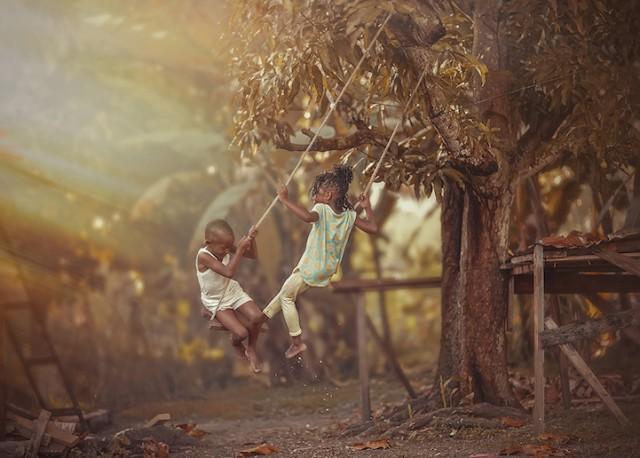 Красота и невинность детства 4
