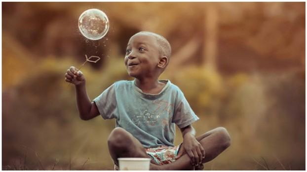 Красота и невинность детства